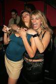 Michelle Connelly and Bridgetta Tomarchio — Stock Photo