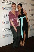 Marcia Cross and Eva Longoria — Stock Photo