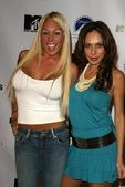 Mary Carey and Annabelle Gutman — Stock Photo