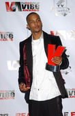 T.i. na sala de imprensa do 3º anual vibe awards — Foto Stock