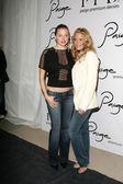 Estella Warren and Paige Adams-Geller — Stock Photo