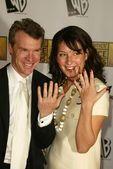 Tate Donovan and Corinne Kingsbury — Stock Photo