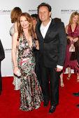 Roma Downey and Mark Burnett — Stock Photo