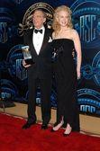 Sydney Pollack and Nicole Kidman — Stock Photo