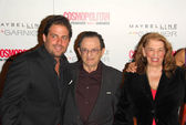Brett Ratner and family at the Cosmopolitan Fun Fearless Male Awards. Day After, Hollywood, CA 02-13-06 — Stock Photo