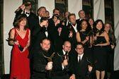 Escritores de la serie perdieron en la sala de prensa de los escritores 2006 premios del gremio. hollywood palladium, hollywood, ca. 04/02/06 — Foto de Stock