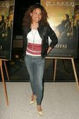 Jurnee Smollett at the premiere of Tsotsi. Pacific Design Center, West Hollywood, CA. 02-22-06 — Stock Photo