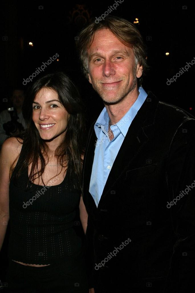 Peter Horton and wife Nicole – Stock Editorial Photo © s_bukley #