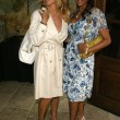 Постер, плакат: Pamela Anderson and Vivica A Fox at A Special Luncheon Tribute to David LaChapelles Documentary Rize House of Flaunt Los Angeles CA 03 03 06