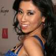 Adrienne Lau at the party to celebrate the April 2006 Playboy Cover featuring Candice Michelle. Basque, Hollywood, CA. 03-14-06 - Stock Photo