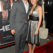 Постер, плакат: Scott Foley and Marika Dominczyk at the premiere party for NBCs Heist Bulgari Beverly Hills CA 03 20 06