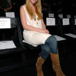 Tara Lipinski arriving at Mercedes-Benz Fall 2006 L.A. Fashion Week Day 3. Smashbox, Culver City, CA. 03-21-06 - Lizenzfreies Foto