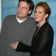 Stock Photo: Justin Kirk and Elizabeth Perkins at 23rd annual William S. Paley Television Festivals Presentation of Weeds.