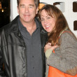 Beau Bridges and wife Wendy at premiere of Walkout. CineramDome, Hollywood, CA. 03-14-06 — Stock Photo #17341589