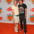 Stock Photo: Katie Cassidy and Jesse Mccartney