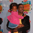 Chris Rock and family — Stock Photo #17342665