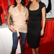 Teri Hatcher and Felicity Huffman - 图库照片