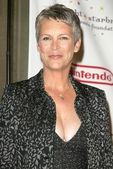Jamie Lee Curtis at the Starlight Starbright Childrens Foundation A Stellar Night Gala Honoring Dakota Fanning. The Beverly Hilton Hotel, Beverly Hills, CA. 03-31-06 — Stock Photo