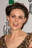 Emily Deschanel at the 20th Annual Genesis Awards. Beverly Hilton Hotel, Beverly Hills, Ca. 03-18-06 — Stock Photo