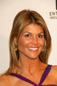 Lori Loughlin at the Unforgettable Evening Benefit for EIFs Woman Cancer Research Fund. Regent Beverly Wilshire Hotel, Beverly Hills, CA. 03-01-06 — Stock Photo