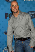 Chris Daughtry at the celebration for the Top 12 American Idol Finalists. Astra West, West Hollywood, CA. 03-09-06 — Stock Photo