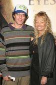 David Shelton and Kelli Maroney — Stock Photo