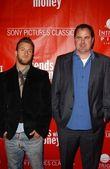 Scott Caan and Bob Stephenson — Stock Photo