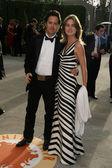 David Lauren and Lauren Bush — Stock Photo