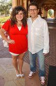 Kaycee Stroh and Sean Astin — Foto de Stock