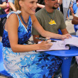 Stock Photo: Molly Sims and Cris Judd