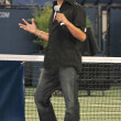 Paul Rodriguez at the GibsonBaldwin presents Night at the Net at the 78th Annual Mercedes-Benz Cup benefiting Musicares Foundation at the Los Angeles Tennis Center at UCLA in Westwood, CA. 07-12-04 — Stock Photo