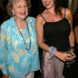 Betty White and Jenise Blanc — Stock Photo #17429117