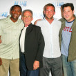 Carl Lumbly, Ron Rifkin, Bradley Cooper and Greg Grunberg - Stock Photo