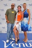 Cris Judd, Shannon Knopke and Molly Sims — Stock Photo