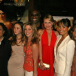 Andela Robinson, Devon Aoki, Jill Ritchie, Michael Clarke Duncan, Sara Foster, Jordana Brewster and Meagan Good — Stock Photo