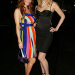Постер, плакат: Phoebe Price and Meredith Ostrom