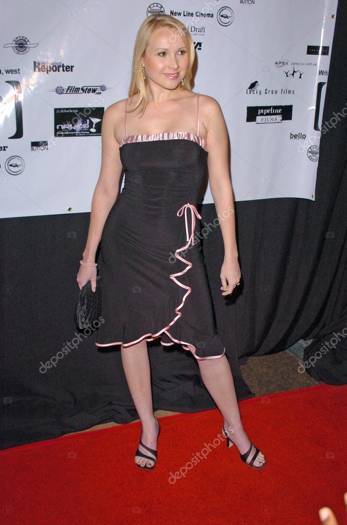 Alana Curry at the 3rd Annual IP Awards Gala, Writers Guild of America , Beverly Hills, CA 02-25-05 — Stock Photo #17430095