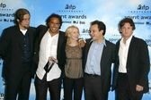 """21 Grams"" cast — Stock Photo"