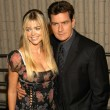 Постер, плакат: Denise Richards and Charlie Sheen