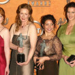 Lauren Ambrose, Frances Conroy, Justina Machado and Rachel Griffiths — Stock Photo