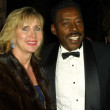 Ernie Hudson and wife — Stock Photo #17483711