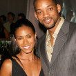Jada Pinkett and Will Smith - Stock Photo