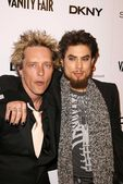 Billy Morrison and Dave Navarro — Stock Photo