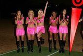 Euphoria Cheerleaders — Stock Photo