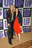 Kelly Lynch and Mia Kirshner — Stock Photo