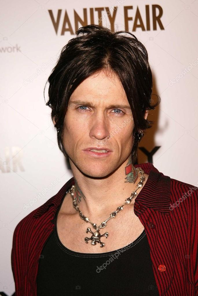 Josh Todd at Vanity Fair In Concert presented by DKNY to benefit Step Up Women's Network, Avalon, Hollywood, CA 11-15-03 — Stock Photo #17480155