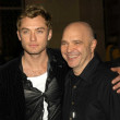Постер, плакат: Jude Law and Anthony Minghella