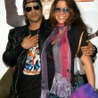 Slash and wife Perla — Stock Photo #17490699