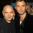 Постер, плакат: Anthony Minghella and Jude Law