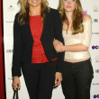 Mariel Hemingway and daughter Dree Crispin — Stock Photo
